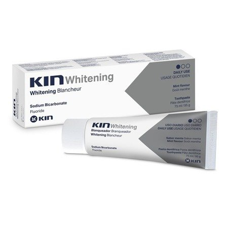 KIN Whitening pasta do zębów 75 ml